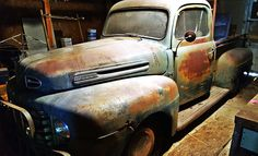 One Owner F-1: 1949 Ford F-1 Pickup - http://barnfinds.com/one-owner-f-1-1949-ford-f-1-pickup/