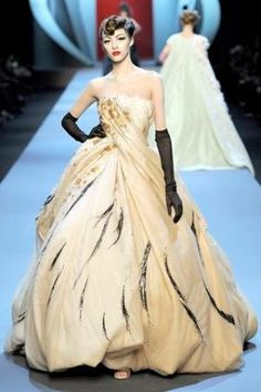 Jaro 2011 Couture Christian Dior - Runway podle Katee