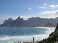 Rio de Janeiro - community action for sustainability - CASwiki Light Pollution, Beaches In The World, South America Travel, Ancient Civilizations, Continents, Sustainability, Travel Tips, Environment, Community