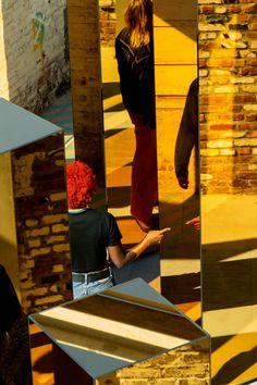 """Installation """"Spirit of the City"""" par United Visual Artists pour MINI - Journal du Design"""