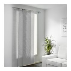 ANNO SANELA Panel curtain, gray (14.99 €)     |     Item number: 200.781.11