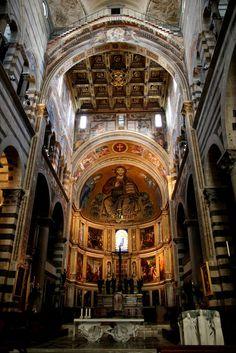 3. Cathédrale de Pise (Duomo)