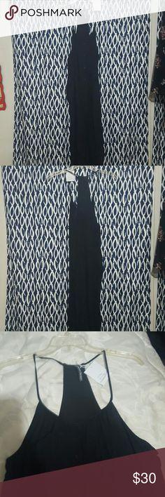 """Victoria's Secret """"Henley Maxi"""" Black, Cloth Maxi Dress. Extra Buttons Included. Victoria's Secret Dresses Maxi"""