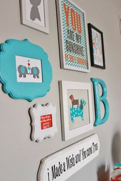 Create Your Own Kid's Wall Art with Pic Monkey
