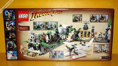 lego indiana jones sets | Temple Escape - LEGO Indiana Jones #7623