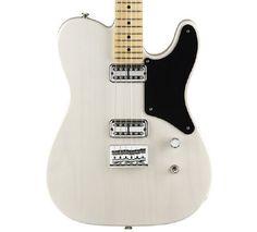 Fender Cabronita Telecaster Electric Guitar - White Blonde