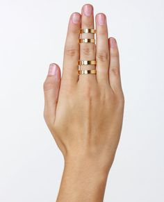 #Lulus                    #ring                     #Cool #Ring #Gold #Rings #Stacking #Rings #$12.00   Cool Ring Set - Gold Rings - Stacking Rings - $12.00                                                    http://www.seapai.com/product.aspx?PID=1812225
