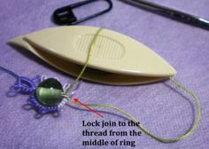 Tat-a-Renda: Adding Bead in the Centre of a SSSR