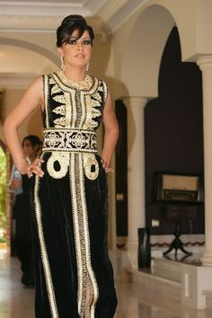 traditional moroccan dress