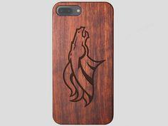Denver Broncos Wooden iPhone 7 Plus Case