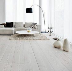 Light hardwood floors are timeless in interior design. Most often light flooring is used to create modern minimalist or modernist interior concepts.
