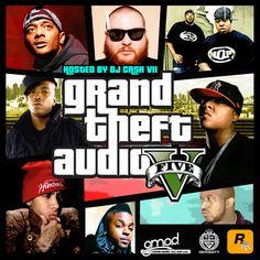 Rockstar Games – Grand Theft Auto V  Official Mixtape GTA V ( Stream und Download ) - Atomlabor Wuppertal Blog