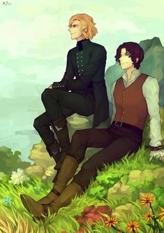 Albus and Gellert Harry Potter Anime, Harry Potter World, Mundo Harry Potter, Harry Potter Ships, Harry Potter Fan Art, Harry Potter Universal, Gellert Grindelwald, Fantastic Beasts And Where, Drarry