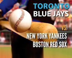 $19 and Up for a Ticket to the Toronto Blue Jays vs. New York Yankees on May 4 & 6, 2015 OR vs. Boston Red Sox on May 8-9, 2015 at the Rogers Centre Rogers Centre, Toronto Blue Jays, Boston Red Sox, New York Yankees, Ticket, News, Giveaway, Sports, Sport