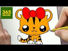 Les 9 Meilleures Images Du Tableau Dessin Kawaii Animaux Sur