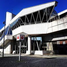 #lille #metro #architecture #brutalarchitecture