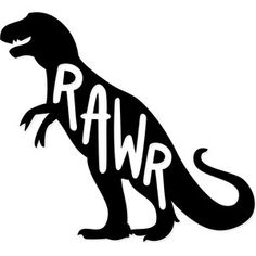 Silhouette Design Store: Rawr T-rex Silhouette Cameo Projects, Silhouette Design, Silhouette Studio, Monday Motivation Quotes, Wholesale Boutique Clothing, Unicorn Halloween, Fb Page, My Fb, Motion Design