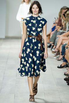 Michael Kors Collection Spring 2015 Ready-to-Wear Fashion Show - Amanda Murphy
