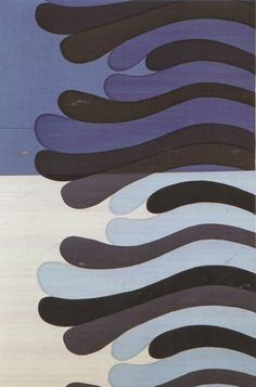 "Marimekko ""Albatrossi"" pattern 1967, designed by Maija Isola."