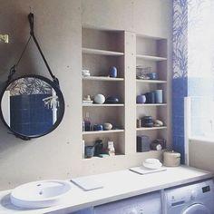 Jeg har været mega handy i weekenden og bygget om på badeværelset. Nu med ny…