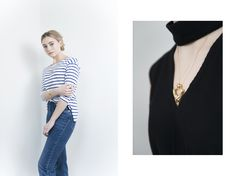 Felice Dahl Första Campaign Style #felicedahl #jewellery #scandichic
