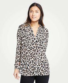 Leopard Print Camp S