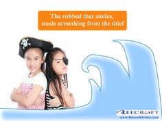 Smile Quote No. 23: The Robbed that Smiles, Steals Something from the Thief  || Beecroft Orthodontics, 10472 Georgetown Dr Fredericksburg , VirginiaPhone: 540-898-2200 #smilequote #orthodontist #beecroftorthodontics