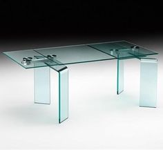 Ray Plus Extensible Table by Fiam