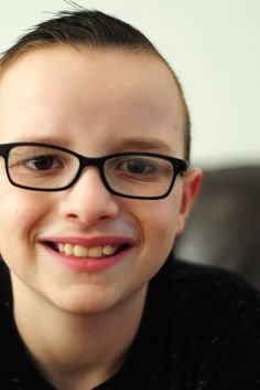 Boy Suffers From Rare Genetic Disease Meaning He Has No Immune System