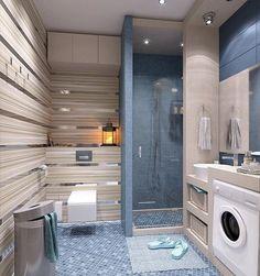 2,848 отметок «Нравится», 9 комментариев — Интерьер   Идеи для Дома (@idecor1) в Instagram: «Идея дизайна ванной комнаты»