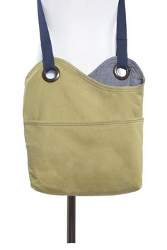 Another fun bag to try  Sidekick Sling Bag sewing pattern by Betz White - $12.95 | Indiesew.com