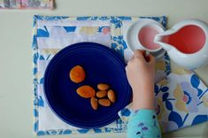 Jennifer's Fabric Focus ~ Quilted Snack Set Free Pattern « Sew,Mama,Sew! Blog