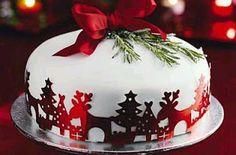 MuyAmeno.com: Tortas de Navidad, parte 2