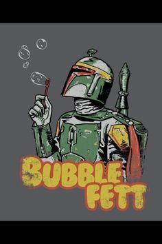 Bubble Fett