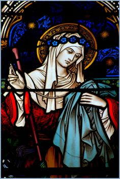 """Today is the feast day of St. Martha, a close friend of Jesus and sister of Mary and Lazarus. The Scriptures tell us that """"Jesus loved Martha and Mary and Lazarus."""" Martha stands as a symbol of the active life and an example to not be so worried and distracted that we neglect to spend time with Jesus. St. Martha is also a great symbol of faith for her act of belief in Jesus."""