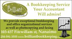 Tax time is here! Bookkeeping Services, Vancouver Island, Accounting, Coupons, Canada, Business, Coupon, Business Accounting, Store