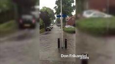 Wolkbreuk in Nederland: Rijssen