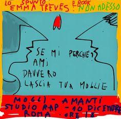 in arrivo il primo storico incontro MOGLI AMANTI a Roma, Studio RAP, via del Boschetto 61, il 10 Dicembre! #AmoriSfigati