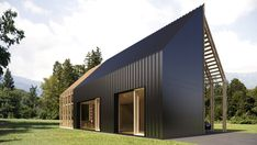 Low Energy Prefab House by Celovito - ideje. rešitve. dom. , via Behance