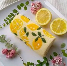 Cute Food, Yummy Food, Tasty, Swiss Roll Cakes, Cake Roll Recipes, Patterned Cake, Cute Desserts, Just Cakes, Food Decoration