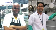 Sodexo carries its philosophy of hiring people with disabilities throughout the…