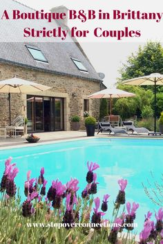 A Great Situation For This Boutique Castle Bu0026B, Right On The Coast Of  Northern Brittany   You Can Walk To The Beach! | Brittany In France |  Pinterest ...