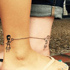 Best Friend Tattoos for National Best Friends Day | Inked Magazine