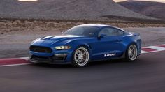 New 2018 Shelby Mustang 1000 for 1000 ch!!