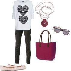 """Urban Look by O'clock Barcelona"" by personalshopper-eve on Polyvore"