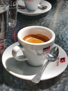 Coffee, Tableware, Kaffee, Dinnerware, Tablewares, Cup Of Coffee, Place Settings
