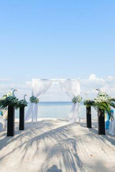 Hochzeit im wunderschönem Thailand. Tipps und Ideen für die Hochzeit im Ausland.