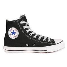 a21368879e5dba Converse Chuck Taylor All Star Sneaker High black aus der aktuellen  KollektionDer Kultige Converse Sneaker jetzt
