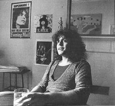 Marc Bolan, summer 1973