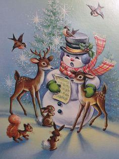 Cute Snowman Beautiful free #christmas screensavers at www.fabuloussavers.com/christmasscreensavers.shtml Merry Christmas!!!